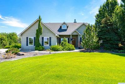 Pasco Single Family Home For Sale: 81 Alta Ln