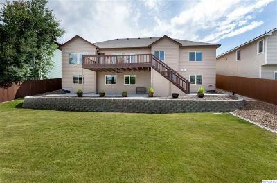Kennewick Single Family Home For Sale: 8518 W 6th Ave.