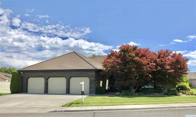 Kennewick Single Family Home For Sale: 4500 W 21st