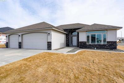 Pasco Single Family Home For Sale: 3213 Lapis Lane