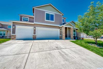 Kennewick Single Family Home For Sale: 5413 W 24th Ave.