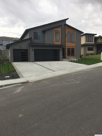 Richland Single Family Home For Sale: 4857 Tillamook Dr