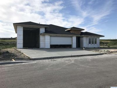 Kennewick Single Family Home For Sale: 8891 W 12th Avenue