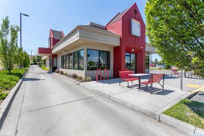Richland Commercial For Sale: 1491 Tapteal Drive
