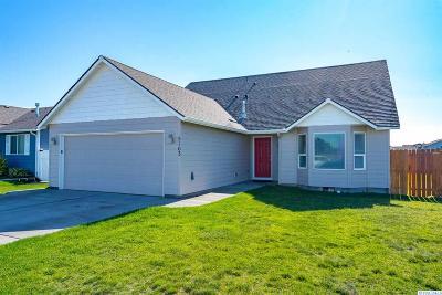 Pasco Single Family Home For Sale: 5103 Buchanan