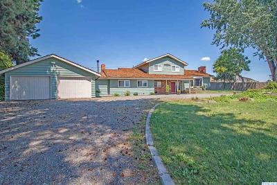 Pasco Single Family Home For Sale: 4921 W Richardson Road