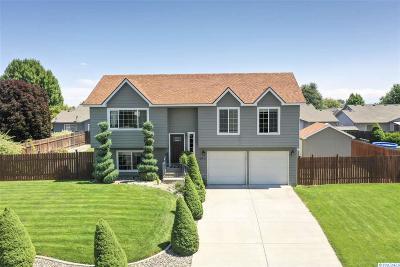 Pasco Single Family Home For Sale: 4611 Baja St.
