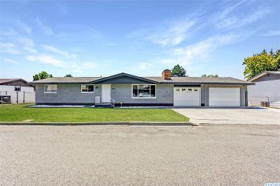 Pasco Single Family Home For Sale: 3016 W Wilcox Dr.