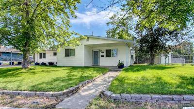 Richland Single Family Home For Sale: 352 Wright Ave