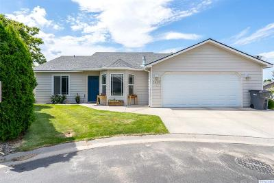 Kennewick Single Family Home For Sale: 2410 S Arthur Ct.