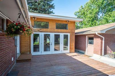 Richland WA Single Family Home Active U/C W/ Bump: $299,900