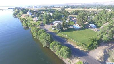 Kennewick Single Family Home For Sale: 224105 E Donelsen Road