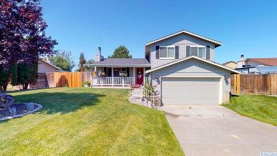 Kennewick Single Family Home For Sale: 2002 S Tacoma Street