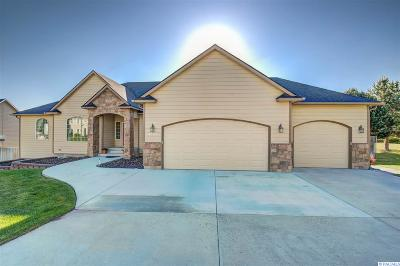 West Richland Single Family Home For Sale: 4601 Candy Mountain Ave