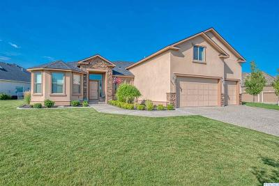 Richland Single Family Home For Sale: 2994 Riverbend Dr