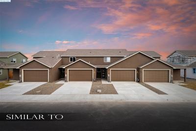 Kennewick Condo/Townhouse For Sale: 1093 S Cedar St
