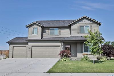 West Richland Single Family Home For Sale: 6201 Teak Lane
