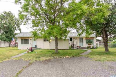 Richland Multi Family Home For Sale: 1118 Benham Court