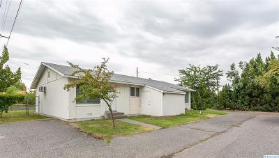 Richland Multi Family Home For Sale: 1124 Benham Court