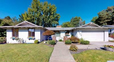 Richland Single Family Home For Sale: 2229 Camas Avenue