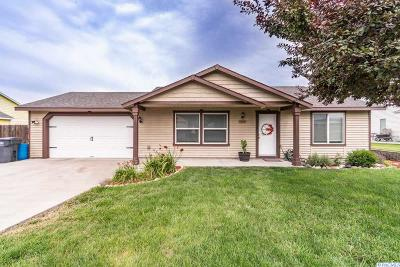 Benton City Single Family Home For Sale: 1538 NE 13th St