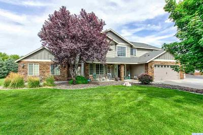 West Richland Single Family Home For Sale: 3858 Eastlake Drive