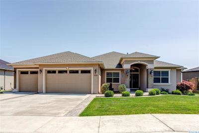 Richland WA Single Family Home Active U/C W/ Bump: $779,000