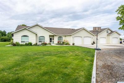 Benton County Single Family Home For Sale: 11612 N Griffin Rd