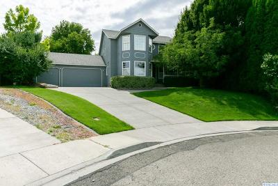 Kennewick Single Family Home For Sale: 4008 S Underwood Pl