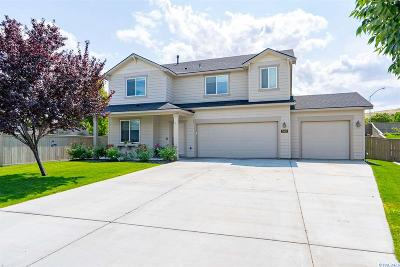 Kennewick Single Family Home For Sale: 5609 W 24th Ave.
