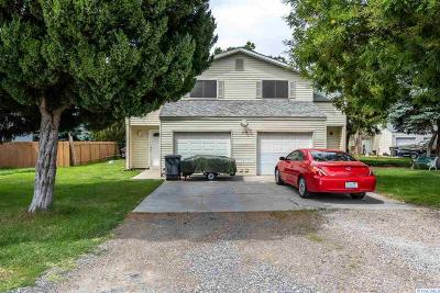 Kennewick Multi Family Home For Sale: 2212 W 13th Ave