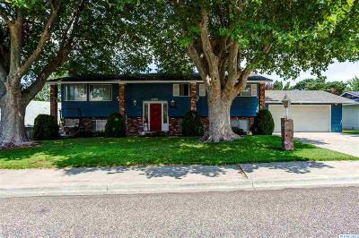 Kennewick Single Family Home For Sale: 2325 S Garfield St