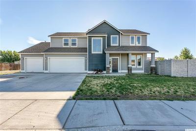 West Richland Single Family Home For Sale: 1392 Quartz Ave