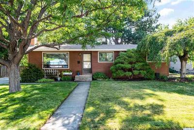 Kennewick Single Family Home For Sale: 721 S Dennis St.