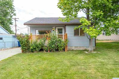 Richland Single Family Home For Sale: 1104 Abbot St