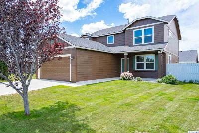 Pasco Single Family Home For Sale: 6110 Washougal Ln