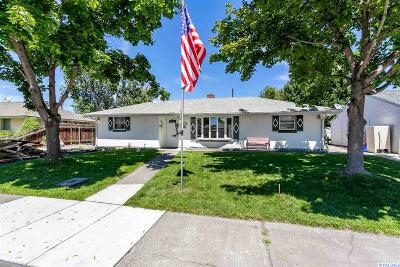 Kennewick Single Family Home For Sale: 312 W 12th Ave