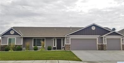 Pasco Single Family Home For Sale: 6213 Road 90
