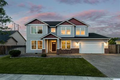 Kennewick Single Family Home For Sale: 4110 W 20th Ave.