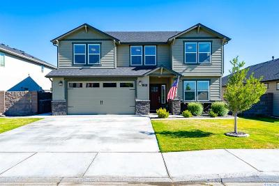 Richland Single Family Home For Sale: 450 Wenatchee St