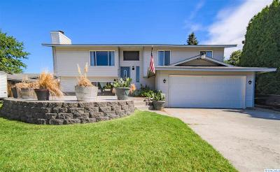 Kennewick Single Family Home For Sale: 8112 W Grand Ronde Ave