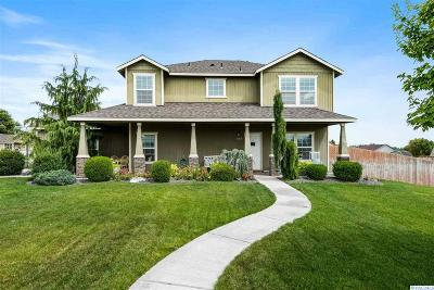 West Richland Single Family Home For Sale: 3106 S Highlands Blvd