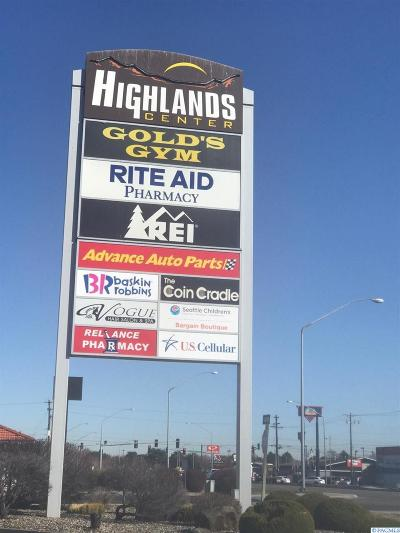 Kennewick Commercial For Sale: 151 N Ely Street #117