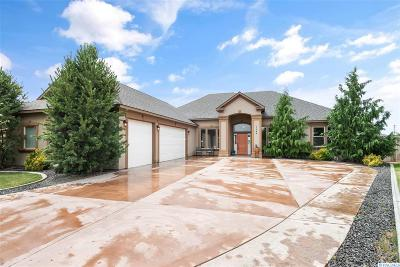 West Richland Single Family Home For Sale: 1849 Sunshine Ave