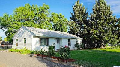 Richland WA Single Family Home For Sale: $219,900