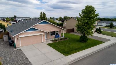 Pasco Single Family Home For Sale: 4215 Holland Lane