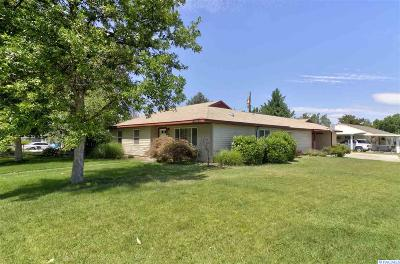 Richland WA Single Family Home For Sale: $249,000