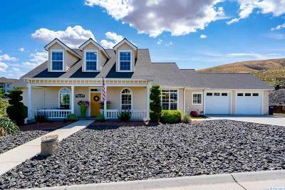 Prosser Single Family Home For Sale: 1213 Mustang Ct