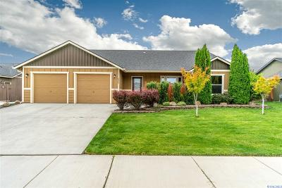 Kennewick Single Family Home For Sale: 6405 W 6th Ave.