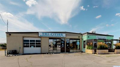 Kennewick Commercial For Sale: 2615 W Kennewick Ave